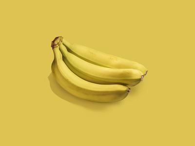 Frutas series - Bananana
