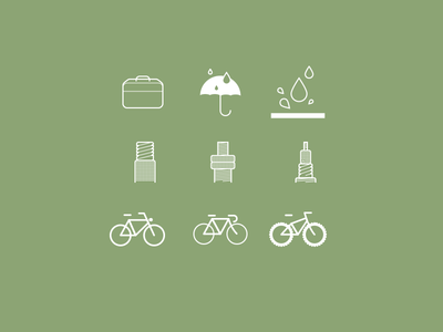 Icons Cycling