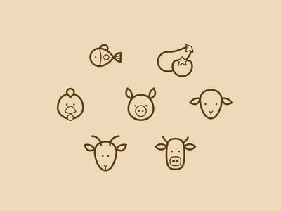Icons BBQ