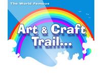 Art & Craft Trail Brochure Head