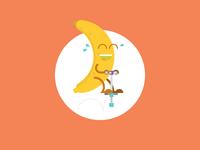 Bouncy Banana