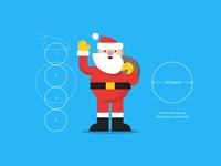Google Santa Tracker / Santa's belly