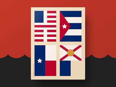 Beacon Relief Effort: help poster help relief disaster benefit flag beacon poster