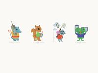 Google Mobile Stickers