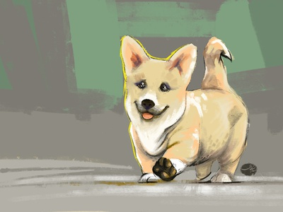 my paint drawing dog artwork artist art painting illustration illustrator digital illustration digital painting digitalart