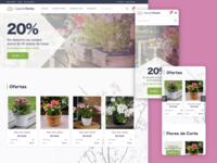 Flower Ecommerce - Casa do Florista