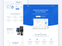 Ehya Landing Page Template