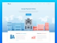 Payment Platform Website
