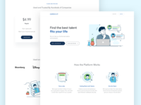 Jobseeker - Business Page