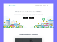 Personal Finance Website