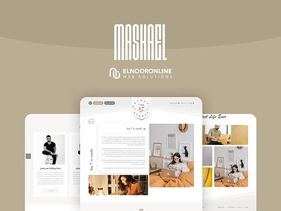 Mashael Web Design illustrator illustration icon app web logo ui ux website branding graphic design