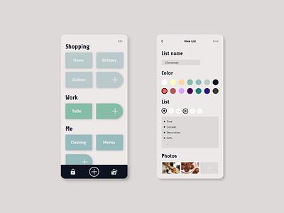 ToDoList todolist app ui challange ui design