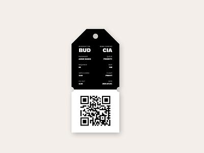 Boarding Pass ticket fly boarding boardingpass illustration app ui challange ui design