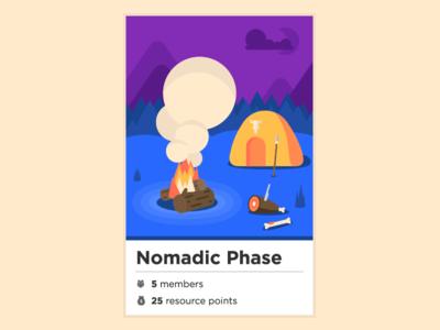 Nomadic Phase