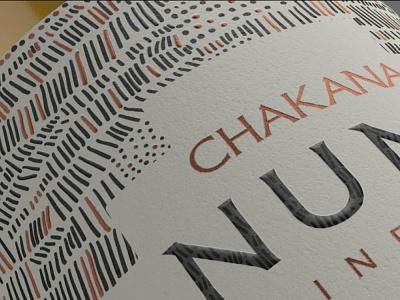 Nuna organic natural packaging branding typography packagedesign premium design illustration bottle mockup bottle label