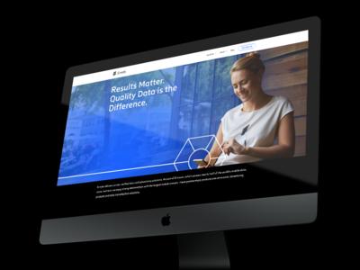 Emodo Website Desktop