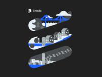 Emodo Event Shirt Graphic