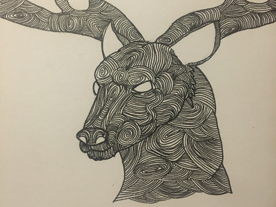 Der Hirsch