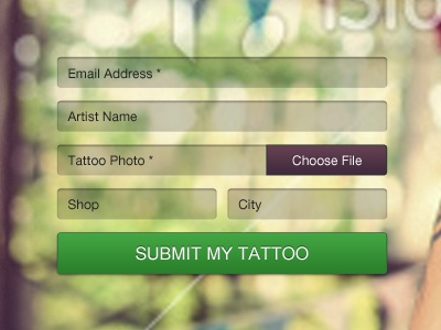 Tattooheroformwip