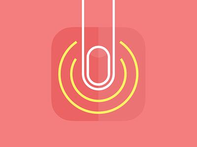 fingerbills finger bill app coin iphone ios icon