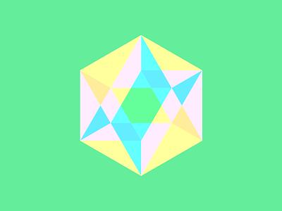 rgb icosahedron  rgb icosahedron