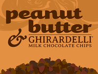 Peanut butter and chocolate chip
