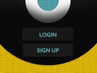 iPhone music app