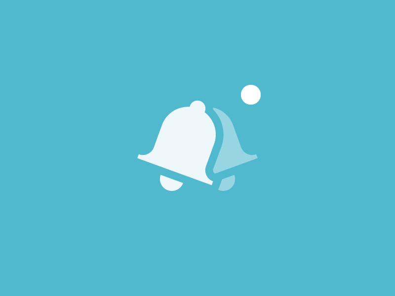 notification icon by giuseppe farina dribbble dribbble