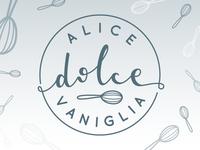 Logo for Alice Dolce Vaniglia