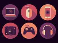 It office icons