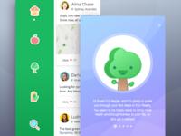 Veggie App Concept