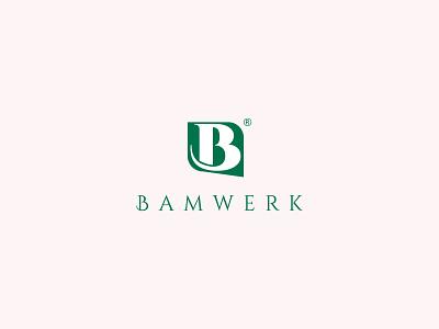 Bamwerk branding design logo mark logotype symbol typography branding identity