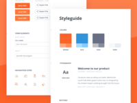 Styleguide Car Project
