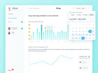 Goals & Steps - Dashboard