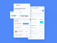 HR & Payroll Dashboard - Mobile