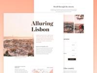 Alluring Lisbon