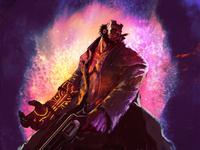 Hellboy WIP