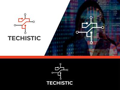 Tech Logo | T Logo | Logo Design colorful logo symbol abstract startup logo logo and branding minimal flat logotypes wordmark logo monogram logo engineer engeend technology tech logo t logo creative modern logo logos logo graphic design