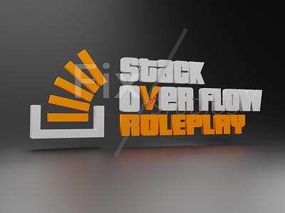 3D Logo for FiveM 3d logo logo 3d fiverr fivem
