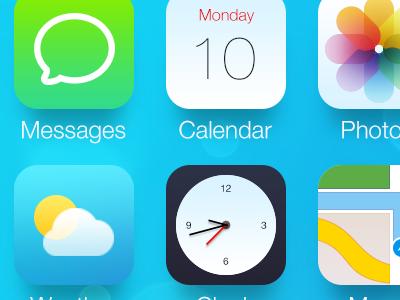 iOS 7 Redux ios7 funsies
