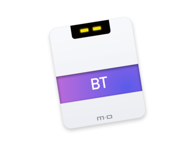 Motrix Torrent File Icon