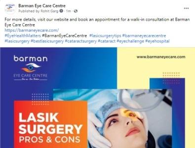 Best Eye Doctors branding