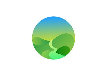outdoor branding icon app logo flat logo flat design flat design minimalist logo typography logo design brand identity modern logo