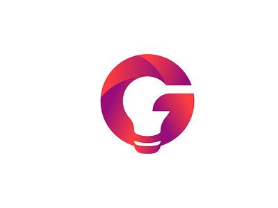 genius glogo letter mark design modern logo branding modern logo logo design brand identity g logo g genius