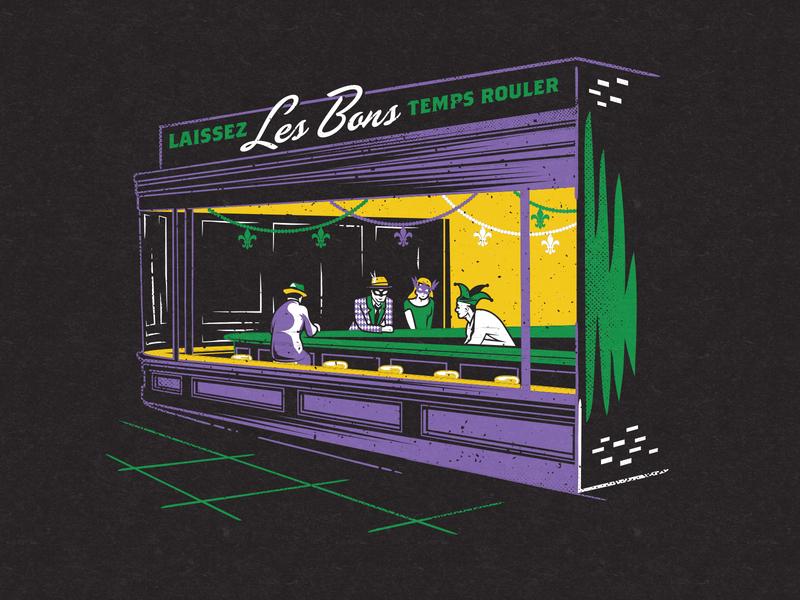 Laissez Les Bons Temps Cafe