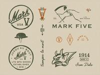 Mark V - Branding