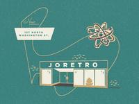 JoRetro - New Store Announcement