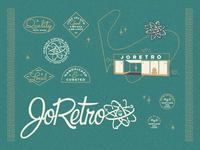 Joretro - Brand Elements III
