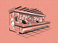 Roach Motel - Bar