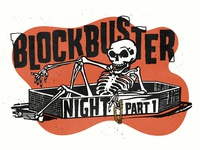 Blockbuster Night Pt. 1 👉 🤛 🔥
